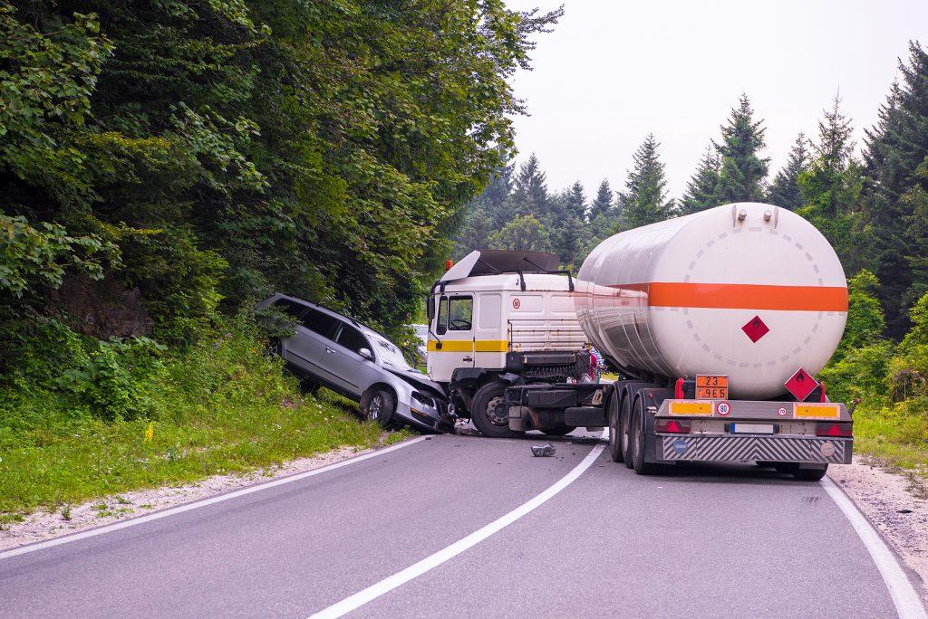 Truck Accident Attorney Woburn